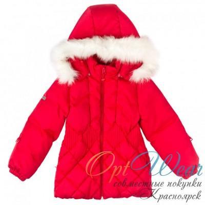 352110 Куртка текстильная для девочек