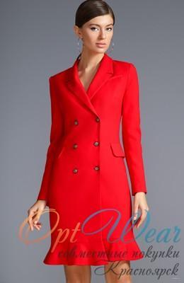 1835 Платье. Красный цвет будет к 10 августа
