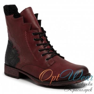 ботинки женские Rieker 708G4-35
