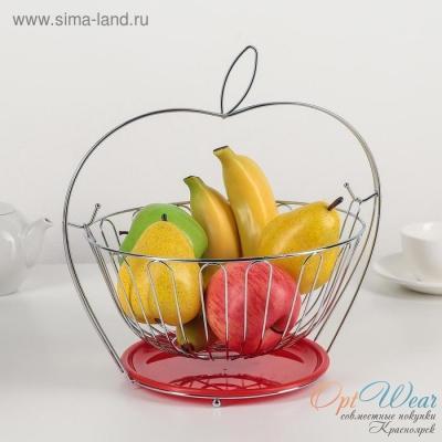 Ваза для фруктов 29×29×24,5 см