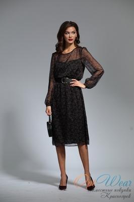 2128 платье  женское BUTER (Бутер) (копия)