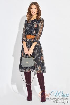 2124-1 платье  женское BUTER (Бутер)